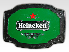 Heineken Badge